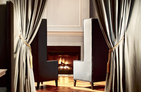 comment assortir ses rideaux son int rieur blog home. Black Bedroom Furniture Sets. Home Design Ideas