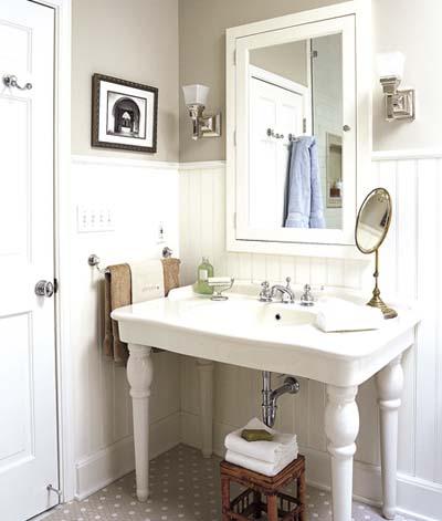 salle-de-bain-retro - Blog Home  Blog Home