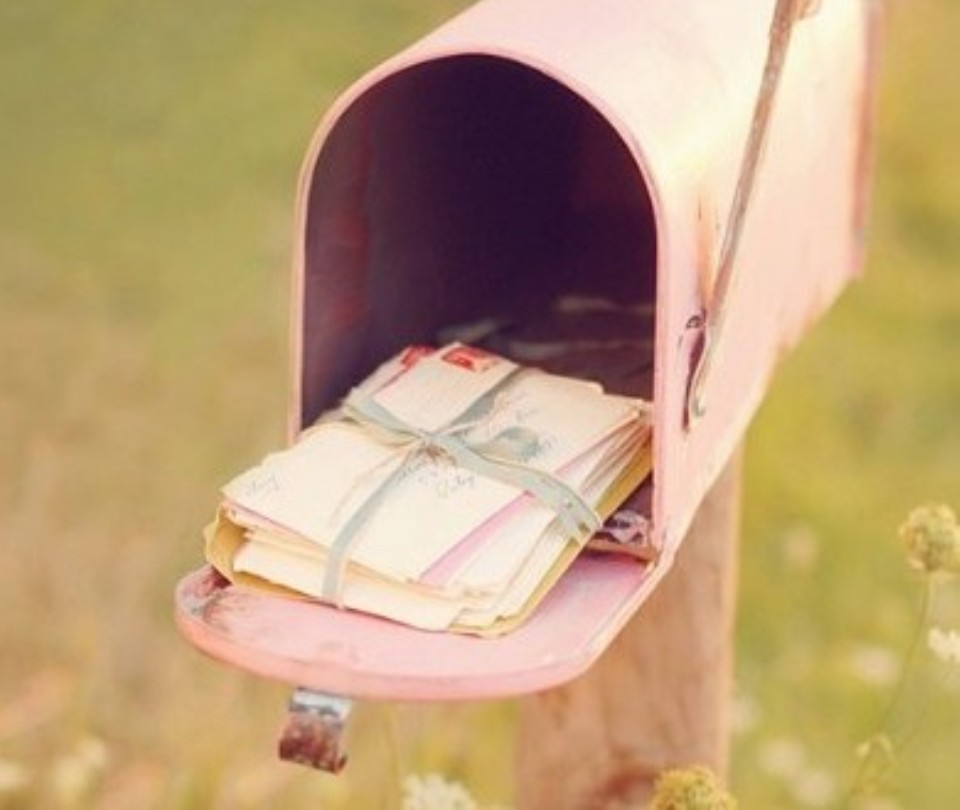 Boite Aux Lettres En Bois A Decorer : sa boite aux lettres – D?co boite aux lettres – D?coration boite aux