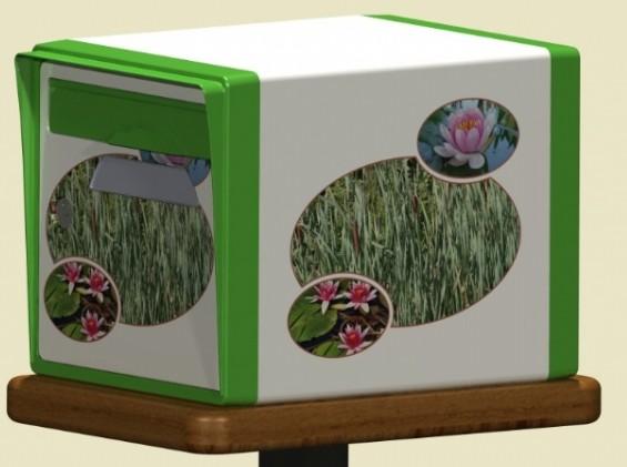 d corer sa boite aux lettres d co boite aux lettres d coration boite aux lettres blog home. Black Bedroom Furniture Sets. Home Design Ideas