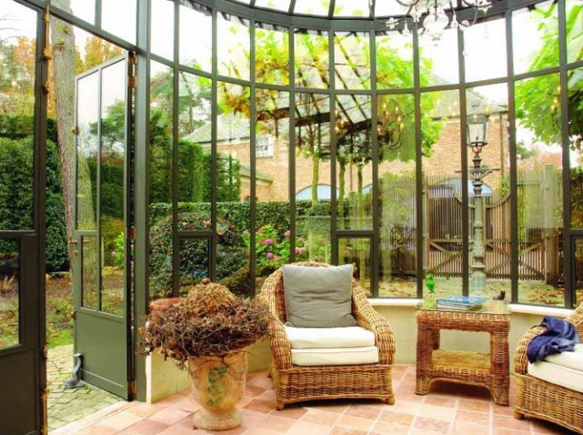 Comment decorer ma veranda for Idee deco interieur veranda