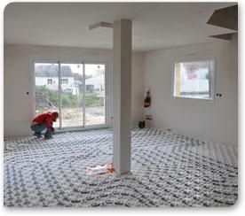 En rh ne alpes votre chauffagiste s 39 occupe de votre plancher blog home - Cout d un chauffage au sol ...