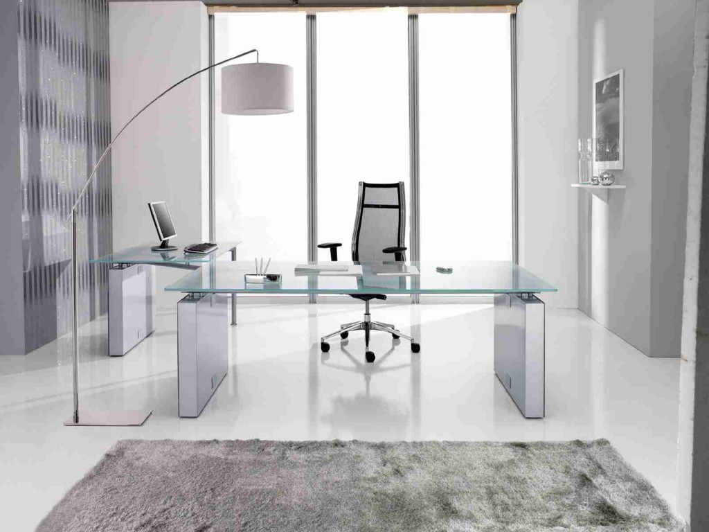 Le design au bureau c 39 est possible blog home - Decoration bureau contemporain ...