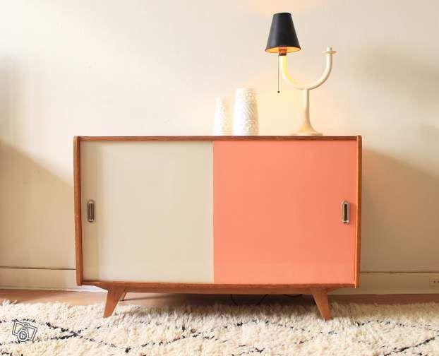 des meubles vintage pour ma d co blog home. Black Bedroom Furniture Sets. Home Design Ideas