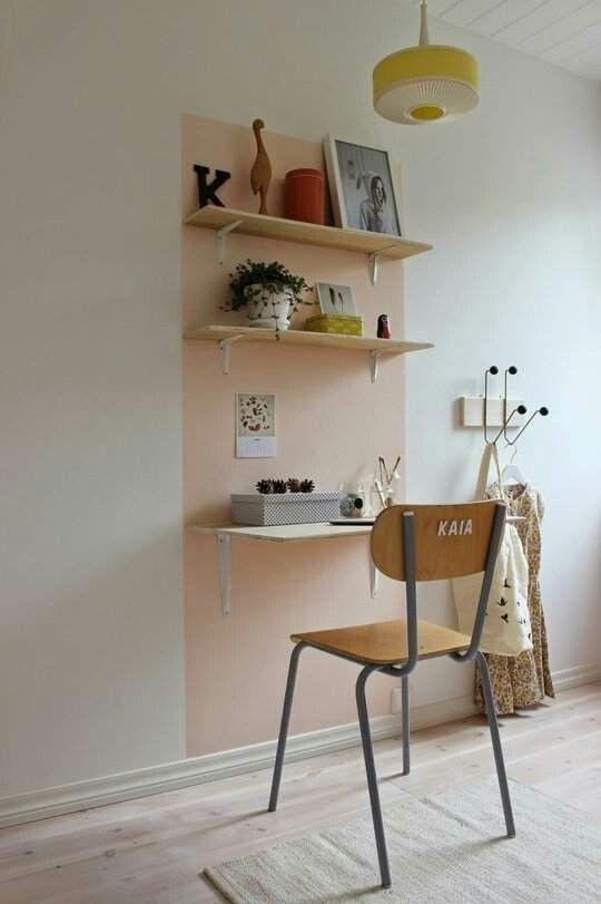 5 id es pour peindre un mur en couleur blog home for Peindre un bureau