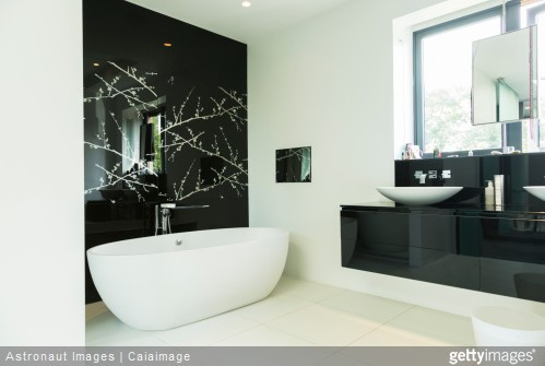 amenagement salle de bain salle de bains eau calcaire. Black Bedroom Furniture Sets. Home Design Ideas