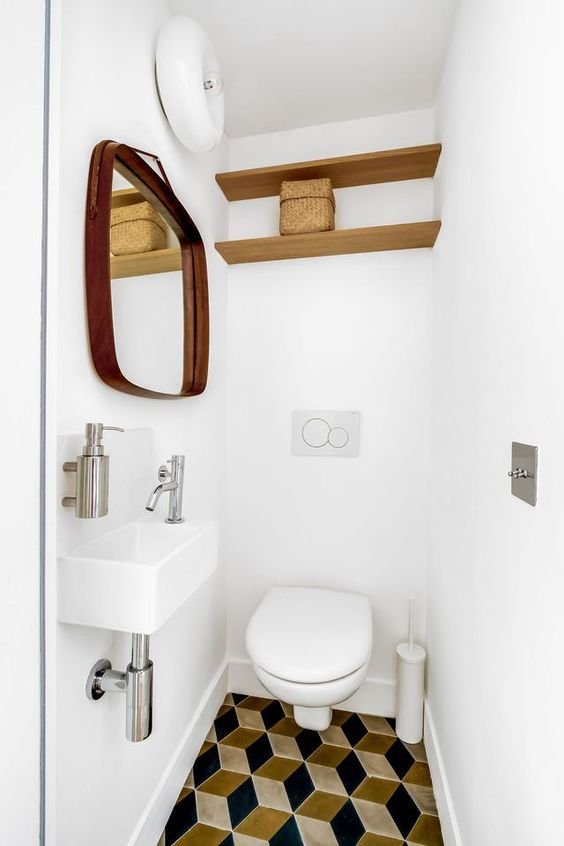 Comment d corer les wc for Decorer ses toilettes