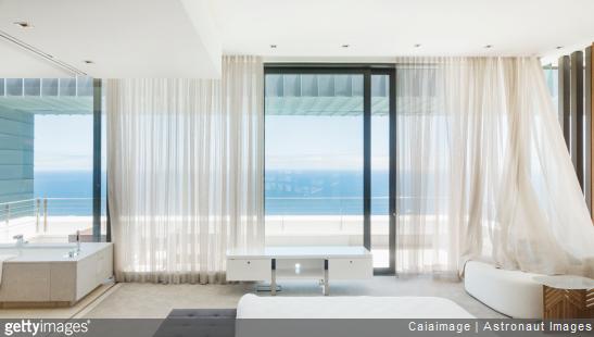 conseils pour choisir rideaux et habillage fen tre. Black Bedroom Furniture Sets. Home Design Ideas