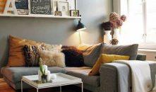 Une déco cocooning pour un salon cosy et chaleureux
