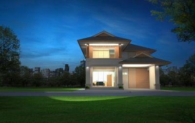 Maison domotique - maison du futur - objets connectés