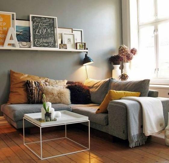 une d co cocooning pour un salon cosy et chaleureux blog home. Black Bedroom Furniture Sets. Home Design Ideas